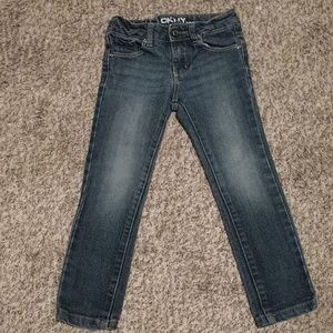 Little girls size 4 Hipster Skinny Jean